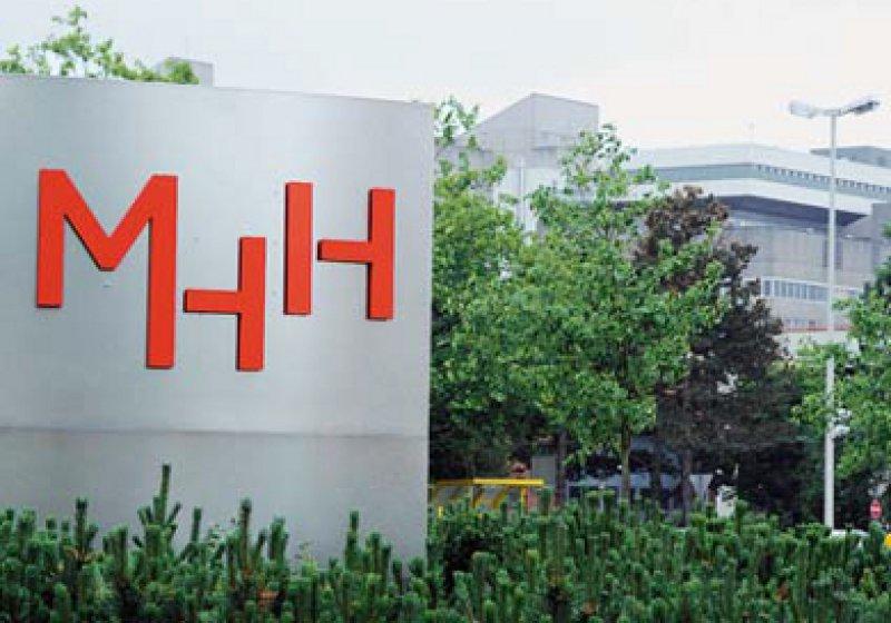 Vor dem Bundesverfassungsgericht wurde über die Organisation der MHH verhandelt. Foto: dpa