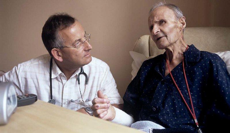 Zahlreiche Palliativpatienten haben Angst davor, nicht mehr kommunizieren zu können. Auch in diesem Bereich besteht Forschungsbedarf. Foto: John Cole/SPL/Agentur Focus