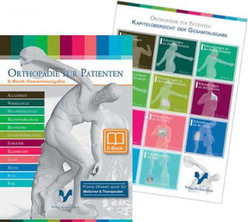 Verständlich aufbereitetes Wissen zu orthopädischen Fragen nicht nur für Patienten