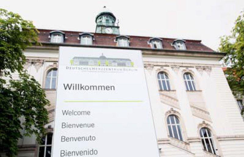 Das Deutsche Herzzentrum in Berlin steht unter dem Verdacht, Patientendaten manipuliert zu haben. Foto: dpa