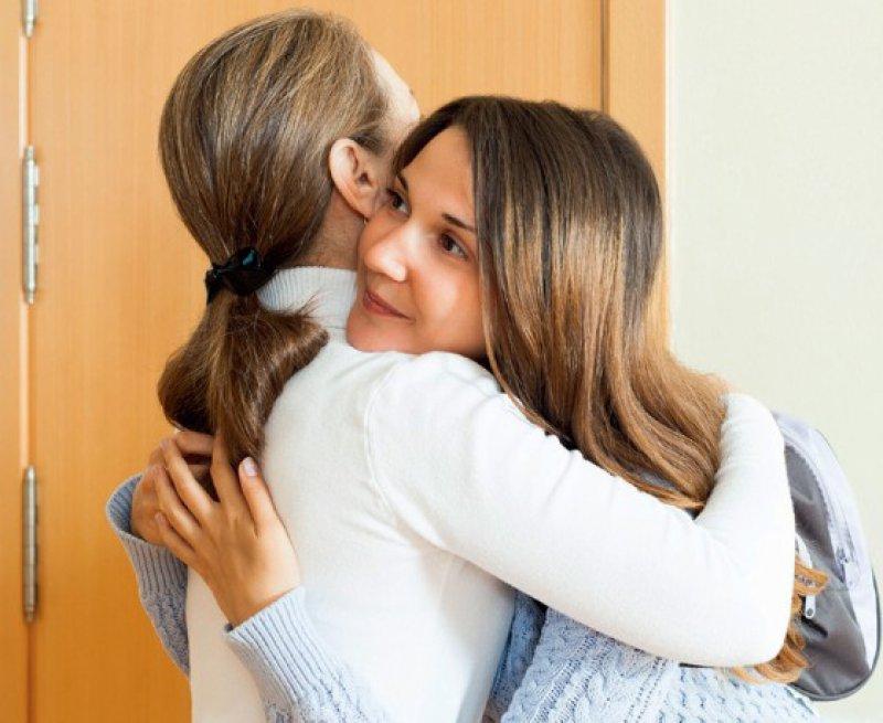 Trennungen und Abschiede sind ein großes Thema in der Psychotherapie. Foto: Fotolia/JackF