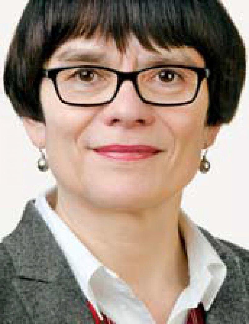 PD Dr. med. habil. Maria Eberlein-Gonska, Leiterin Zentralbereich Qualitäts- und Medizinisches Risikomanagement, Universitätsklinikum Carl Gustav Carus. Foto: IQM