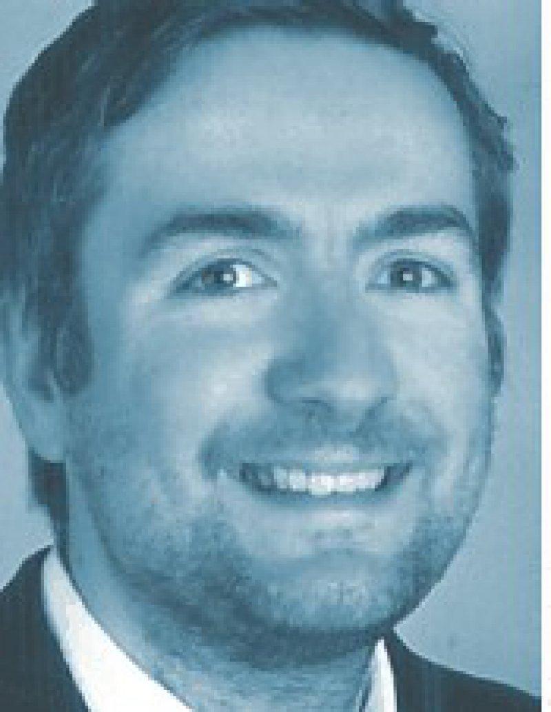Dr. med. Dietrich Sturm, Assistenzarzt Neurologie. Foto: privat
