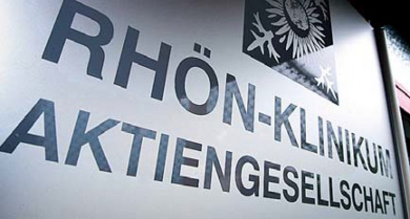 Die Übernahme von 43 Rhön-Kliniken durch die Fresenius-Tochter Helios soll im ersten Quartal 2014 erfolgen. Foto: dpa