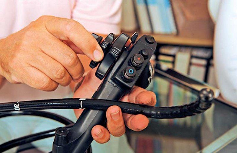 Der Nutzen der Koloslopie als Screeningmaßnahme bei asymptomatischen Probanden ist noch nicht hinreichend belegt. Foto: Felix Burda Stiftung