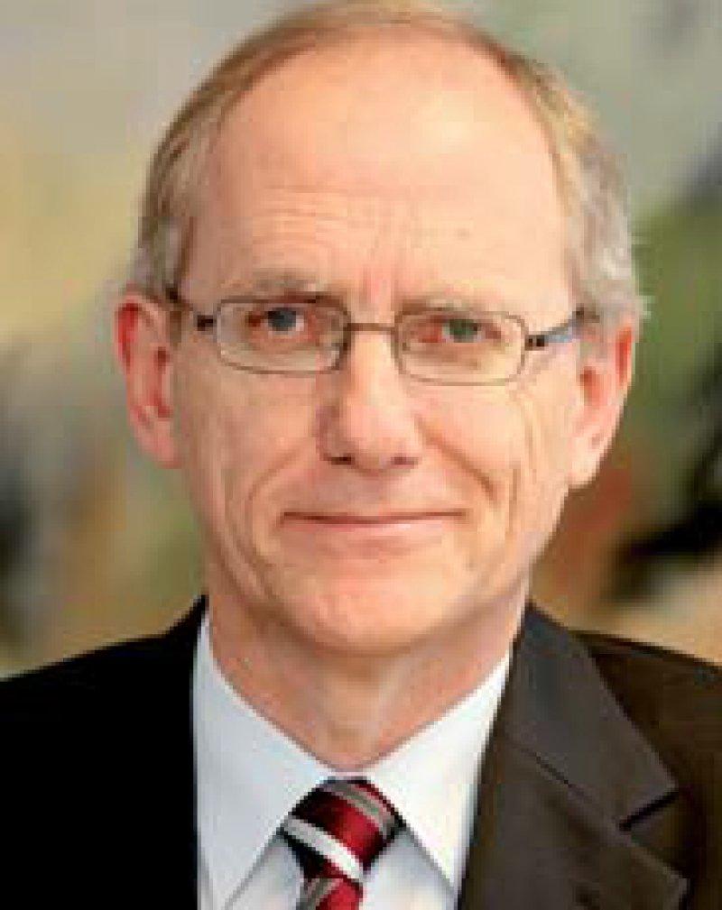 Heinz Stüwe, Chefredakteu