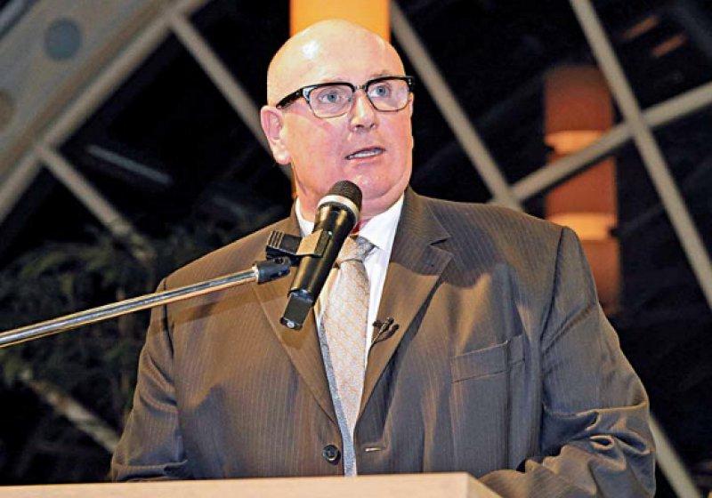 """""""Ich war und bin Überzeugungstäter"""" – Andreas Köhler steht, mit einer kurzen Unterbrechung, seit 1995 in den Diensten der KBV, seit 2005 ist er der erste hauptamtliche Vorstandsvorsitzende der Körperschaft."""