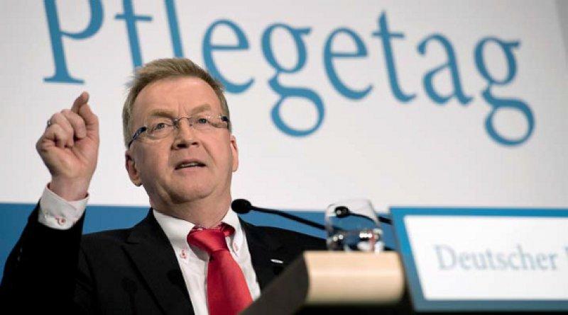 Hat viel vor: Andreas Westerfellhaus will die Pflegekräfte in Deutschland besser organisieren. Foto: dpa