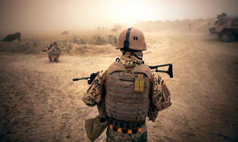 Belastende Auslandseinsätze: Immer mehr Bundeswehrsoldaten haben psychische Probleme. Foto: picture alliance