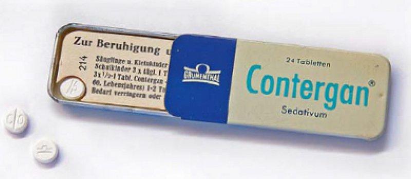 Das lange nicht erkannte Gefahrenpotenzial von Contergan veranlasste viele Länder, die Zulassungsbedingungen für Arzneimittel zu verschärfen. Foto: picture alliance