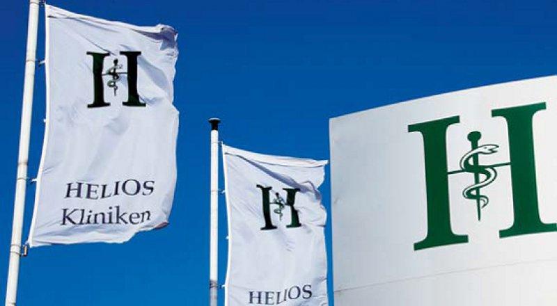 Der neue Marktführer: Durch den Rhön-Deal werden die Helios-Kliniken zum größten Krankenhauskonzern in Deutschland. Foto: dpa