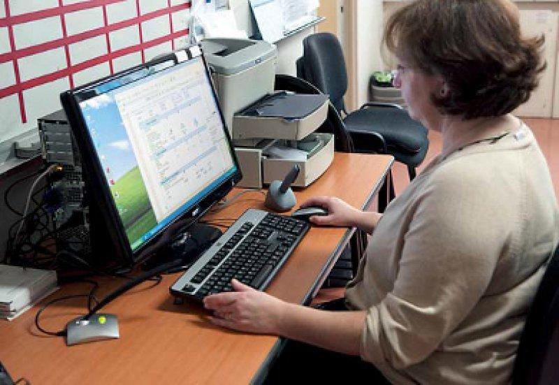 Kodierfachkräfte wurden durch das DRG-System zu einer wichtigen neuen Berufsgruppe im Krankenhaus. Foto: picture alliance