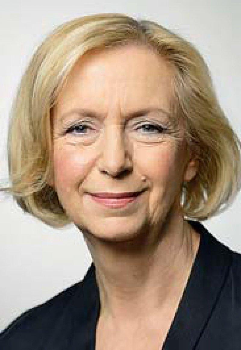 Johanna Wanka, Foto: Bundesregierung/Steffen Kugler