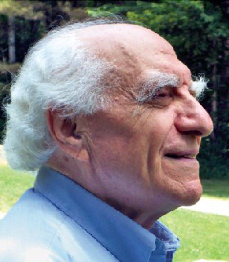 Optimismus und Vertrauen in das Leben strahlt Albert Pesso aus. Foto: PBSP