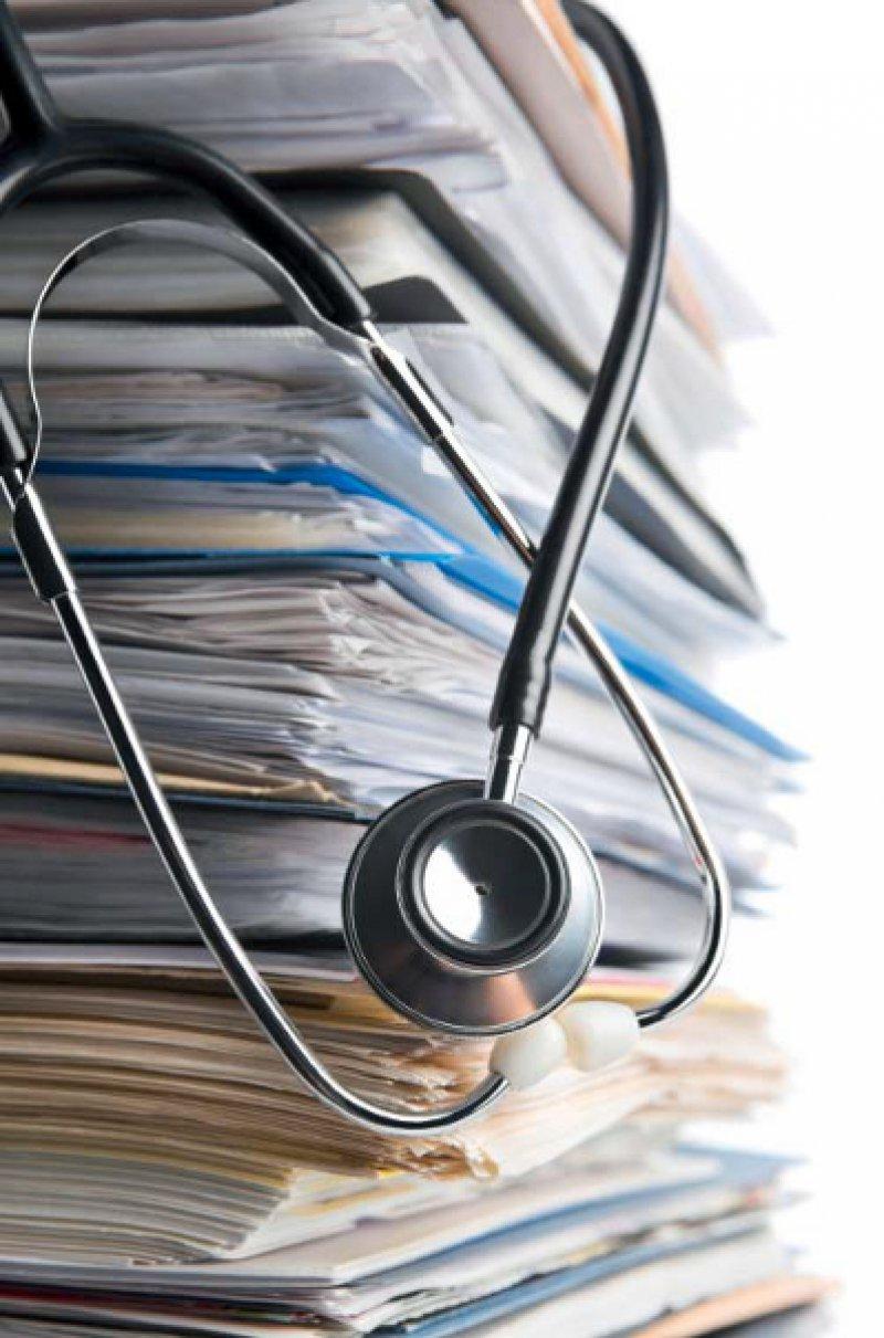 In Rheinland-Pfalz soll künftig die Kammer gesetzlich verpflichtet werden, sich um die Archivierung herrenloser Patientenakten zu kümmern. Foto: iStockphoto