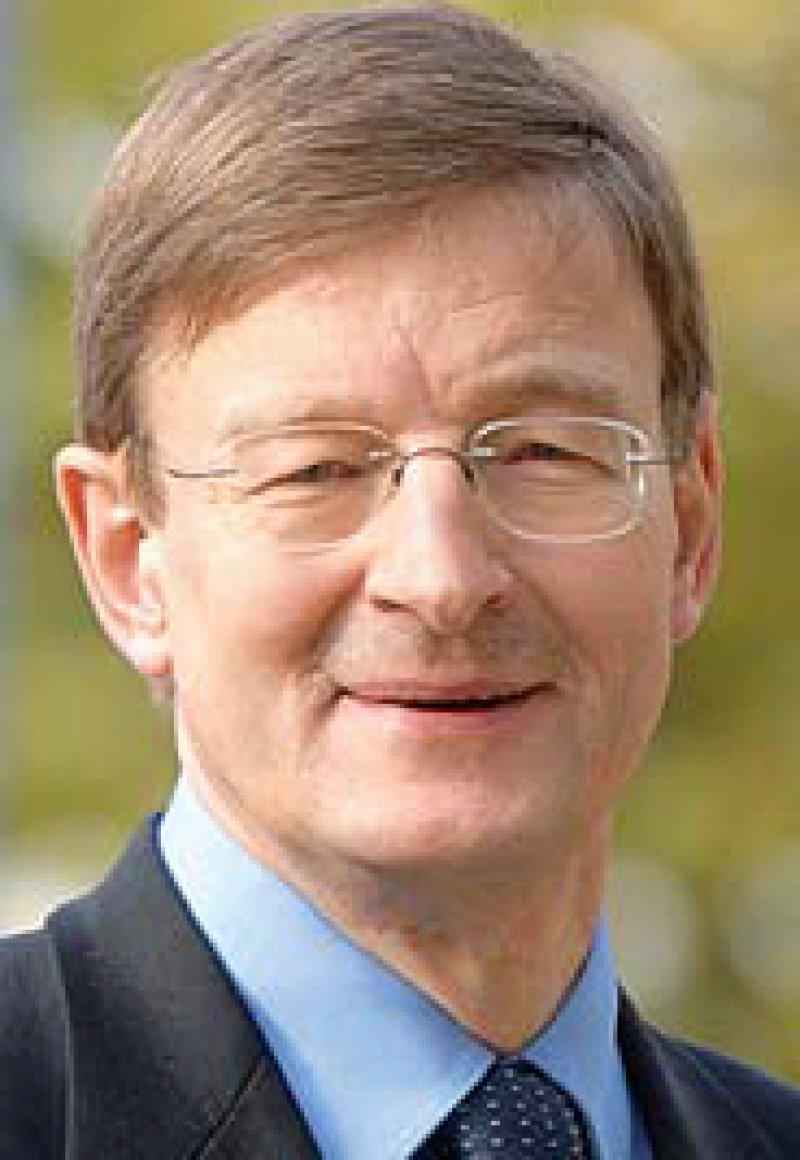 Otmar Wiestler, Foto: DKFZ