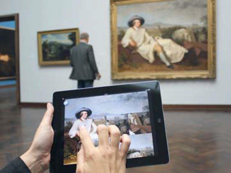 """""""Goethe in der Campagna"""" von Johann Heinrich Wilhelm Tischbein in der digitalen Sammlung des Städel Museums"""