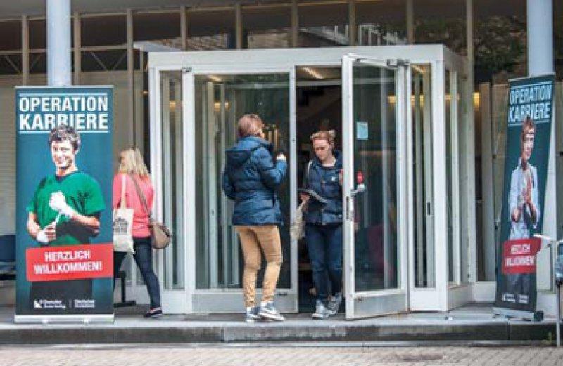 Anhaltender Erfolg: Der Nachwuchskongress fand zum 7. Mal in Hamburg statt. Foto:DÄV