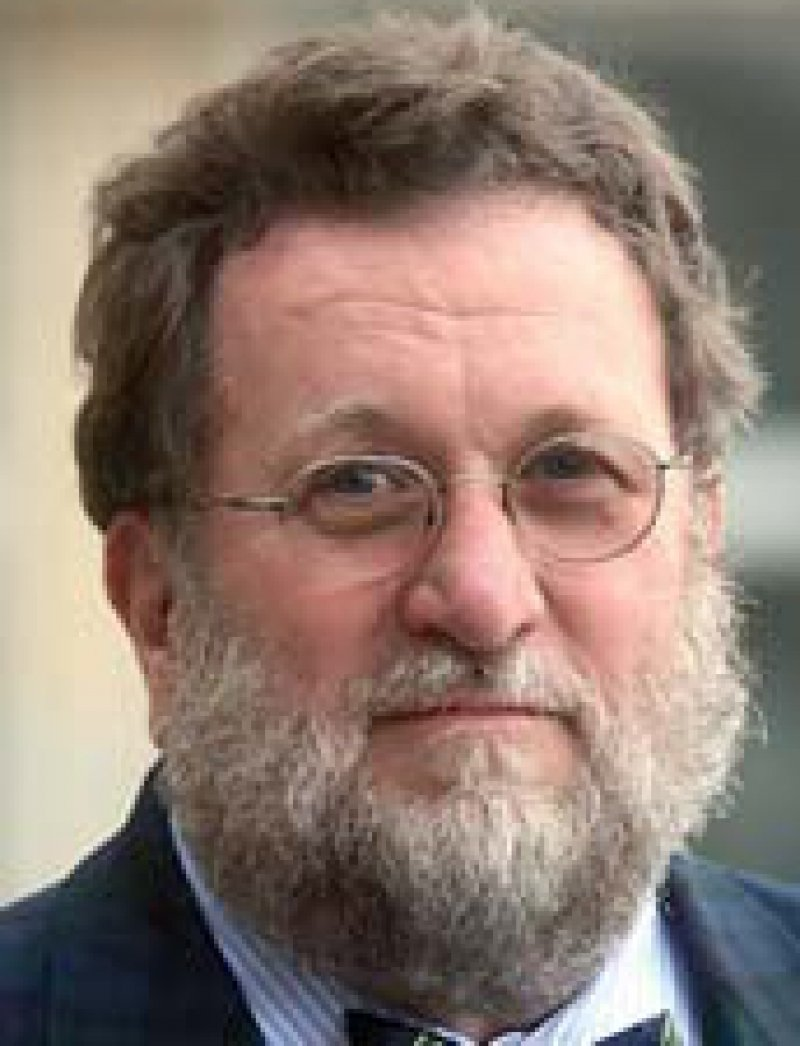 Prof. Dr. med. Thomas Mertens, Institut für Virologie, Universitätsklinikum Ulm. Foto: Gesellschaft für Virologie