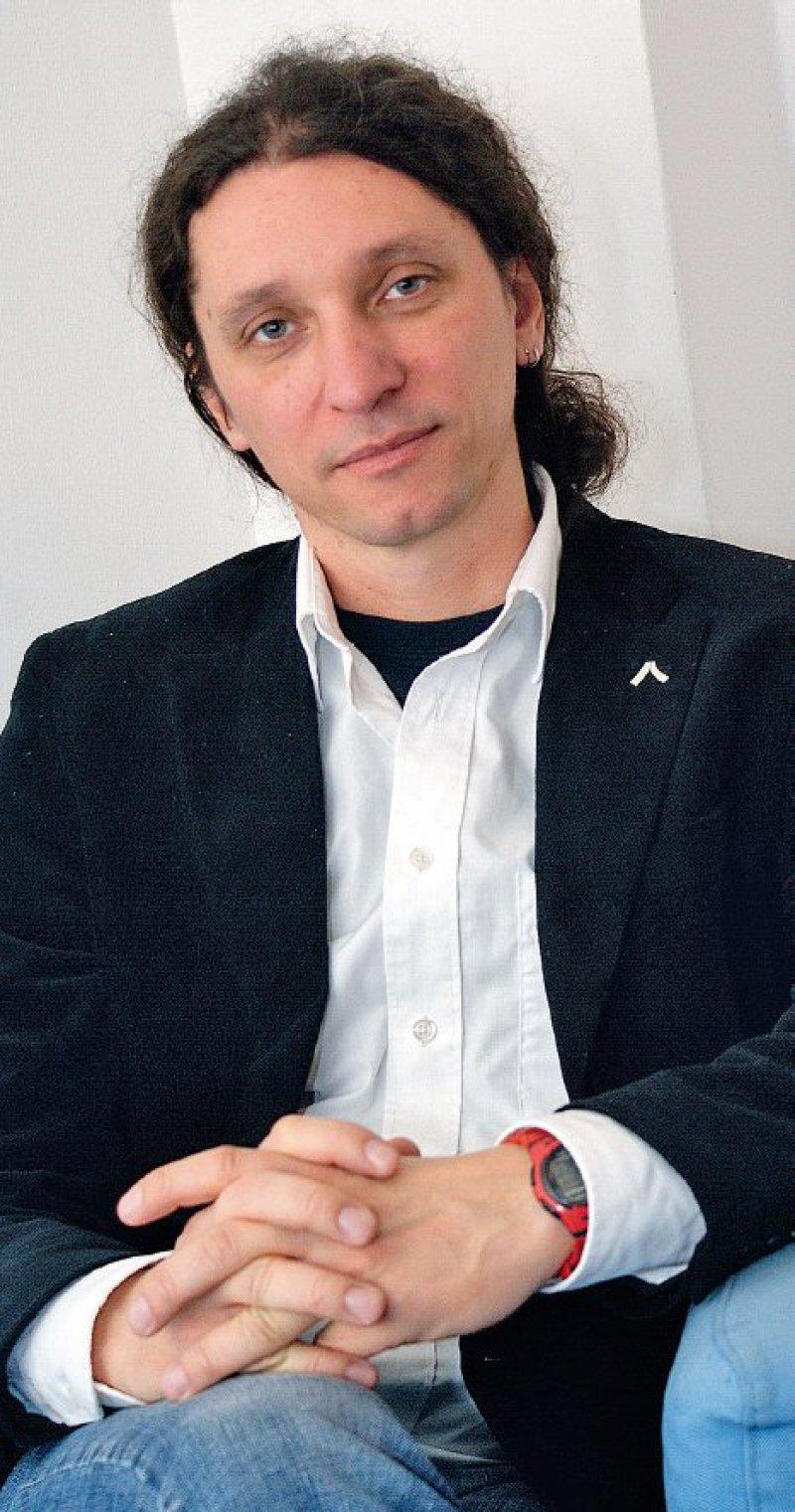 Romeo Bissuti, Psychologe und Leiter des Männergesundheitszentrums in Wien. Foto: privat