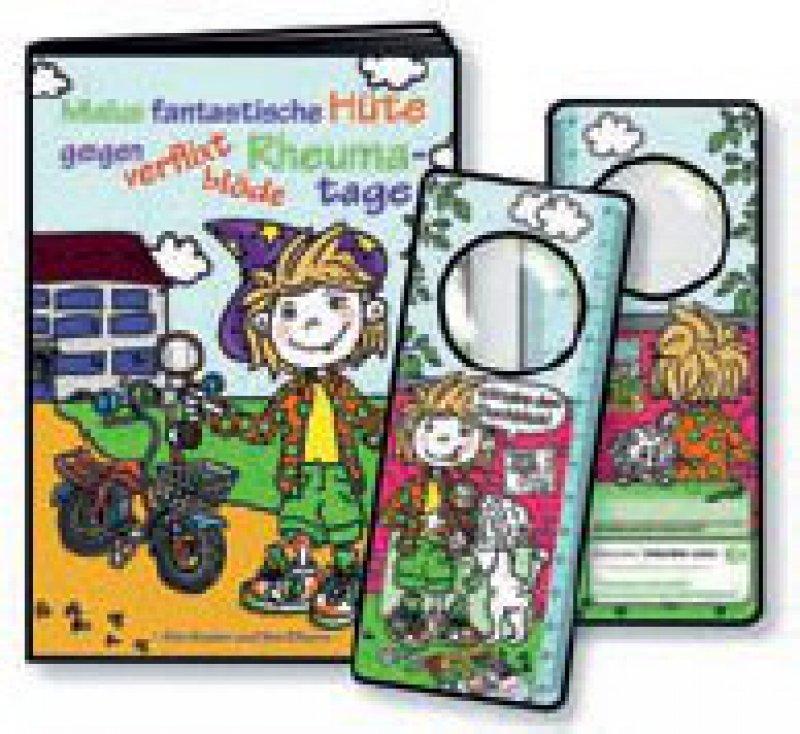 Das Kinder-Mutmach-Buch kann gegen Portokosten kostenfrei bei den Verbänden der Deutschen Rheuma-Liga bestellt werden (bv@rheuma-liga.de).