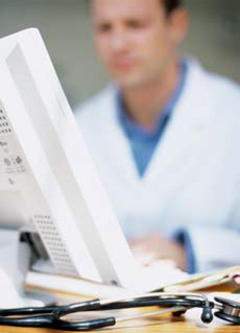 Interessierte Ärztinnen und Ärzte können den Newsletter unter www.rki.de abonnieren. Foto: picture alliance