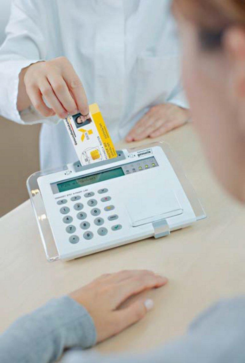 Nach dem Versichertenstammdatendienst per Gesundheitskarte soll die Telematikinfrastruktur viele weitere Anwendungen im Gesundheitswesen ermöglichen. Foto: BKK Bundesverband