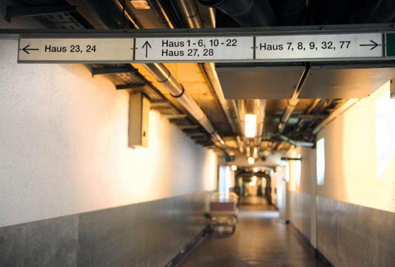 Alte, marode Kliniken sollen zu neuen Versorgungseinrichtungen werden. Foto: picture alliance