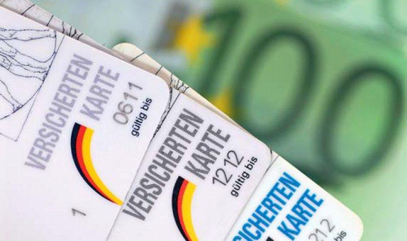Im dritten Quartal 2015 erwirtschafteten die Kassen ein Plus von 96 Millionen Euro. Foto: picture alliance