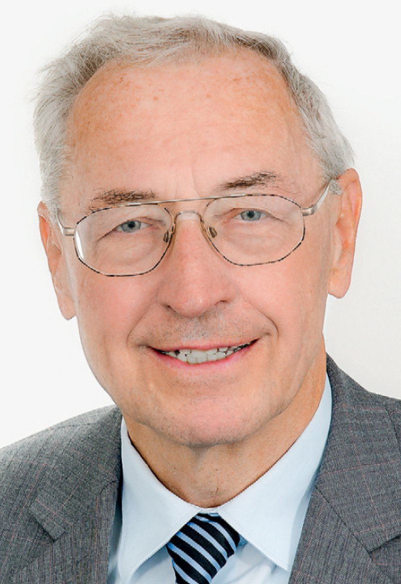 Peter Propping, Foto: Institut für Humangenetik, Uni Bonn