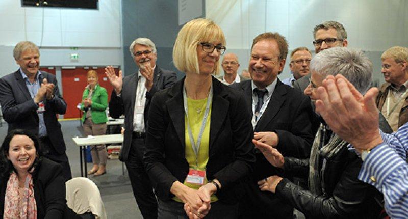 Susanne Johna neu im BÄK-Vorstand