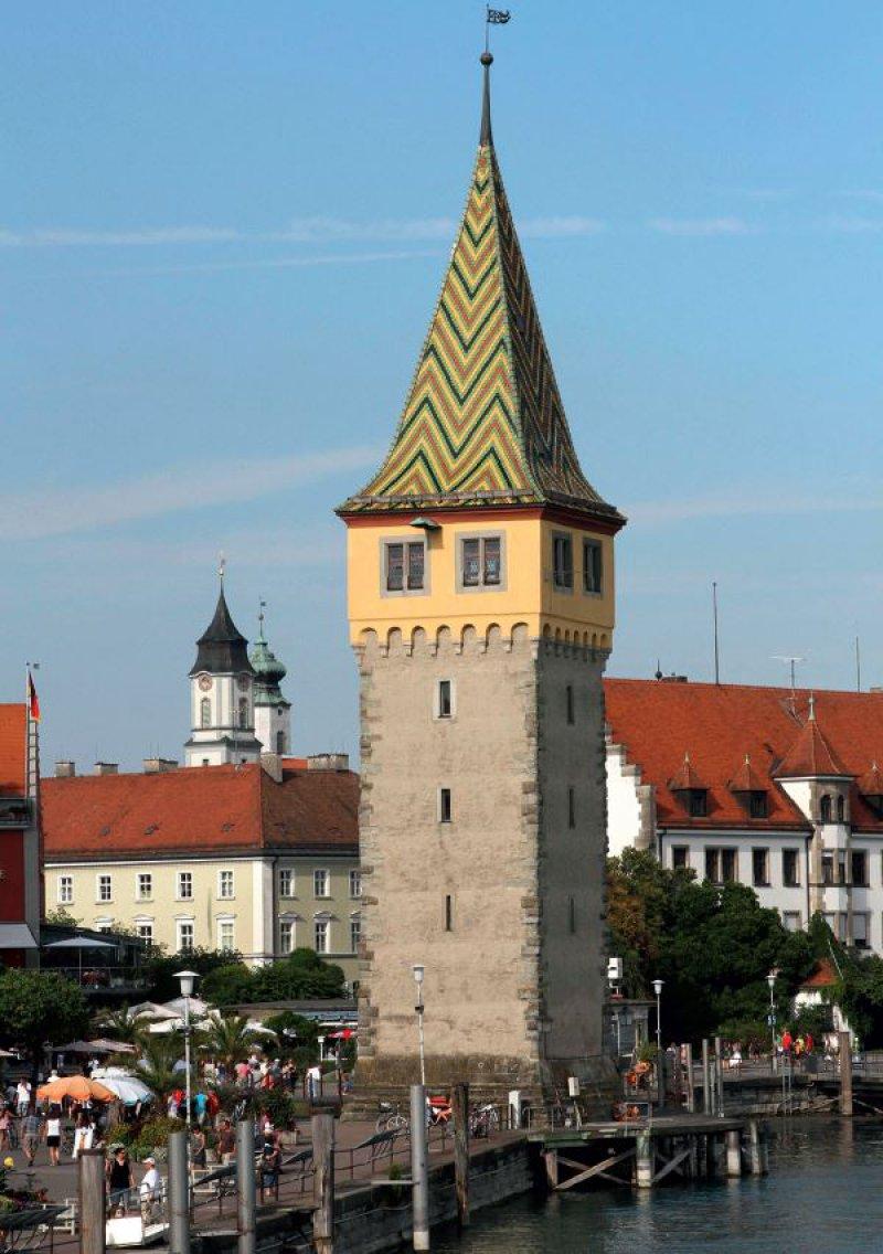 In Lindau am Bodensee finden jedes Jahr im April die Lindauer Psychotherapiewochen statt. Den zweiwöchigen Fortbildungskongress gibt es bereits seit 1950. www.lptw.de. Foto: picture alliance
