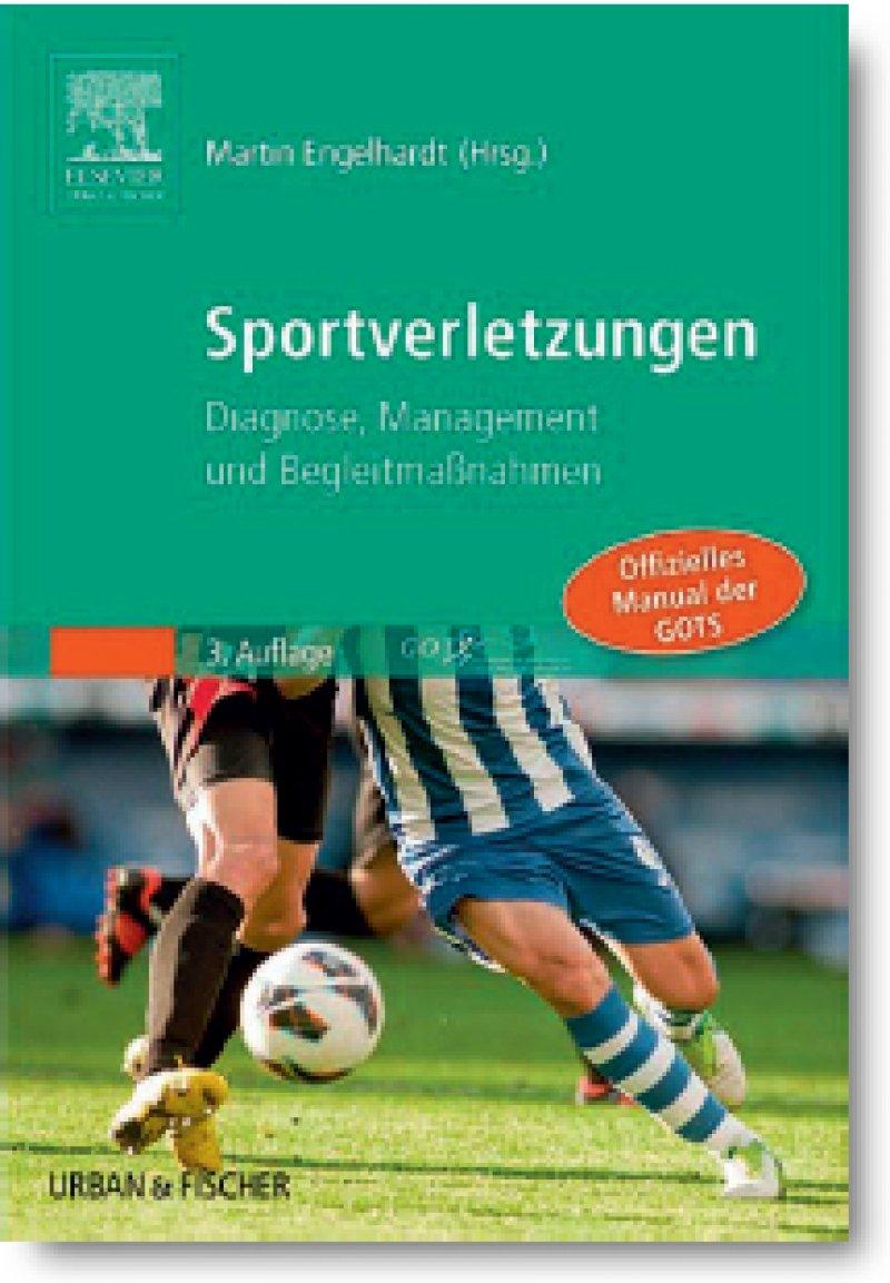 Martin Engelhardt (Hrsg.): Sportverletzungen. Elsevier, München 2016, 960 Seiten, gebunden, 139,99 Euro