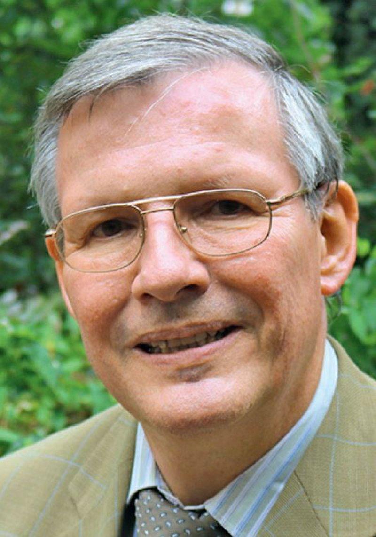 Peter Wüst. Foto: Land Niedersachsen