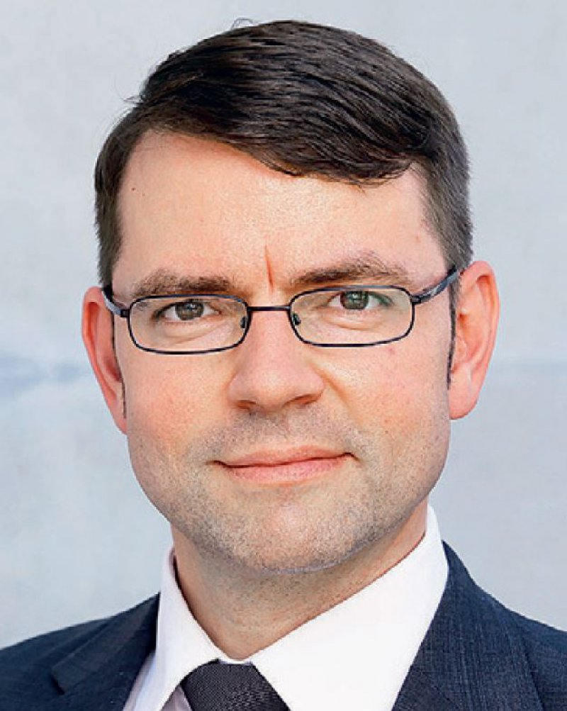 Falk Osterloh, Politische Redaktion