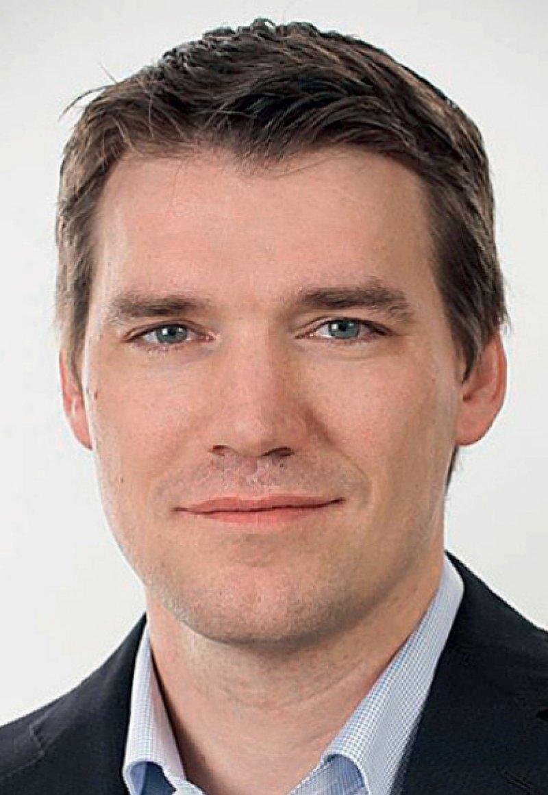 Stefan Gröschel, Foto: dkfz