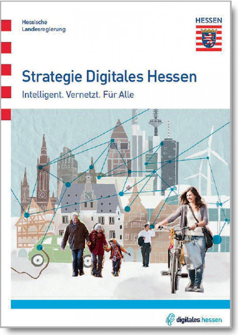Gesundheit zählt neben Industrie, Handel, Kultur, Mobilität, Energie und Wohnen zu den digitalen Schwerpunktthemen in Hessen.
