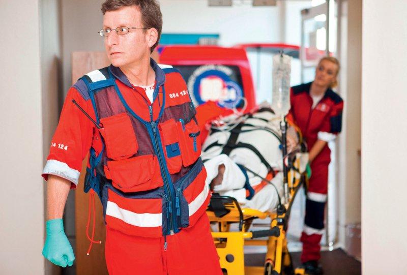 Sonderfall Notfallpatient: Klinische Prüfungen mit Notfallpatienten dürfen nur unter bestimmten Bedingungen vorgenommen werden. Foto: mauritius images