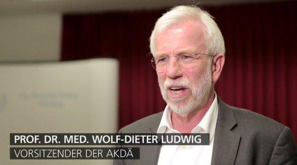 <b>Wolf-Dieter Ludwig</b> im Interview zur Arzneimittelpreispolitik