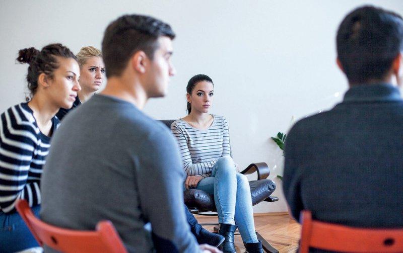 Lernen in kontinuierlichen Kleingruppen ist den Ausbildungskandidaten wichtig. Foto: Sneksy/iStockphoto