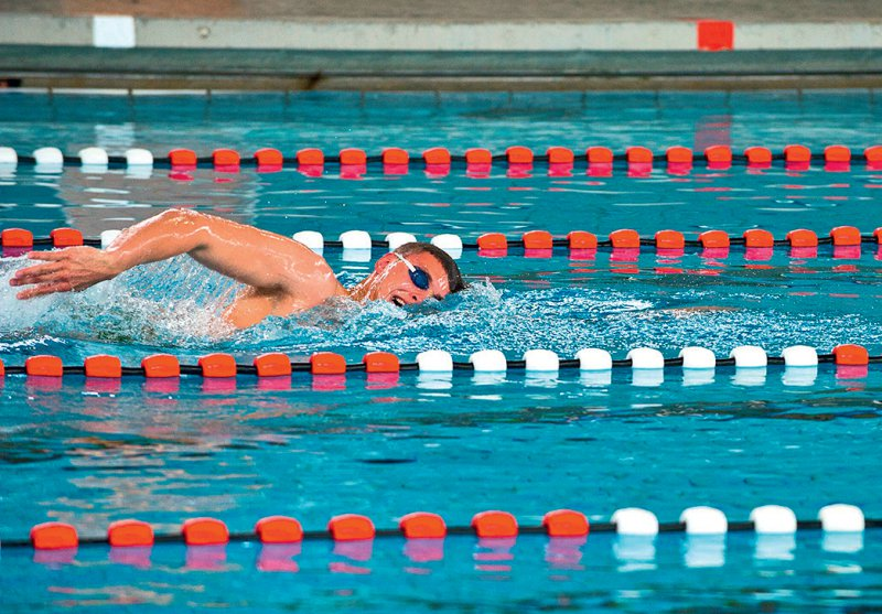 Fürs Schwimmen können Mitarbeiter der Bundeswehr zwei Arbeitsstunden je Woche einsetzen. Foto: dpa