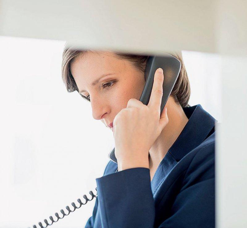 Staatliche Behörden dürfen Telefone von Psychotherapeuten zur Abwehr von Straftaten abhören. Foto: Gajus/stock.adobe.com