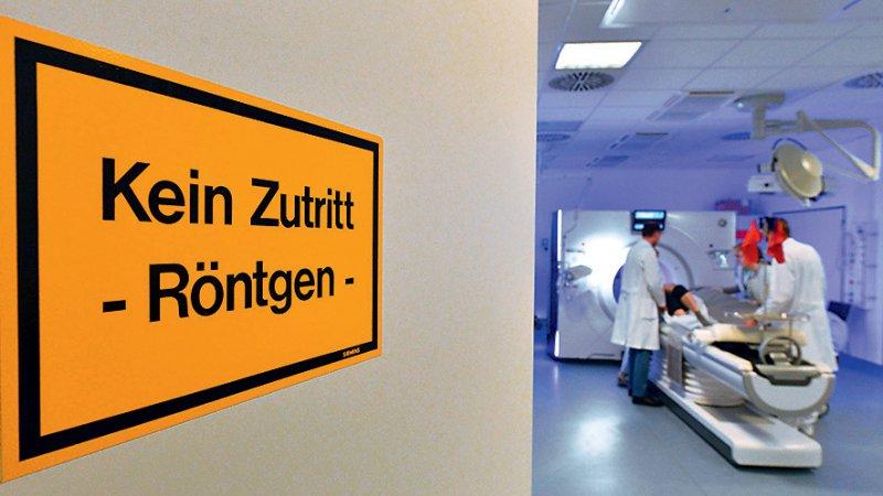 Röntgenstrahlung darf künftig vermehrt zur Früherkennung von Krankheiten genutzt werden. Foto: dpa