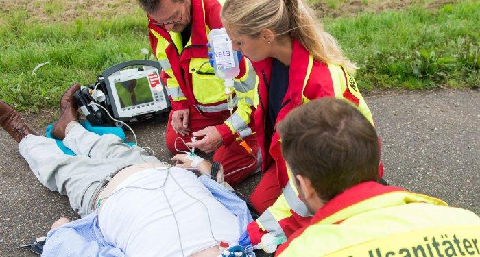 Notfallsanitäter sollen ärztliche Aufgaben übernehmen dürfen
