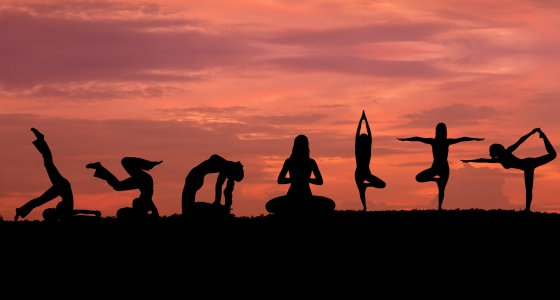 Yogaübungen /geargodz, stock.adobe.com