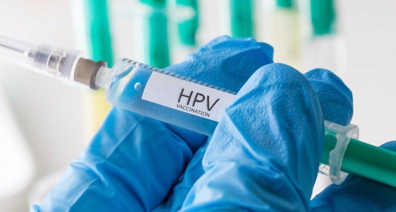 HPV-Impfung könnte Überleben beim fortgeschrittenen Zervixkarzinom verlängern