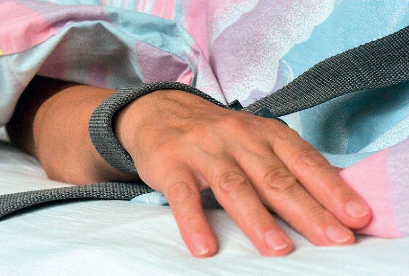 Zwangsbehandlungen sind künftig auch möglich bei psychisch Kranken, die in einem normalen Krankenhaus liegen. Foto: dpa