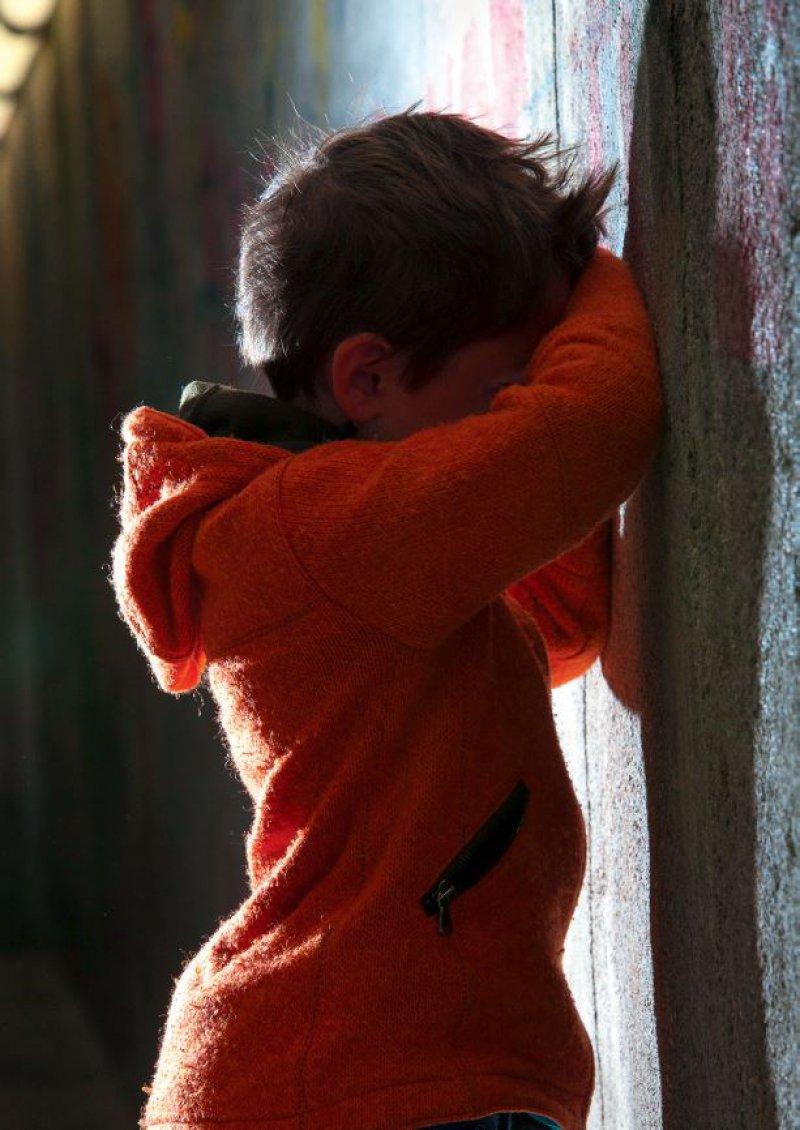 Depressionen? Zehn Prozent der Kinder und Jugendlichen in Deutschland sind psychisch krank. Besonders häufig treten emotionale Störungen auf. Foto: picture alliance