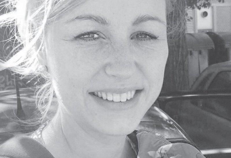 """""""Meine Kollegen reagierten durchweg positiv auf meine Schwangerschaft und mein Chef unterstützte mich dabei, auch weiterhin am OP-Tisch zu stehen."""" Jana Rehm, Ärztin in Weiterbildung in der Unfallchirurgie und Orthopädie. Foto: privat"""