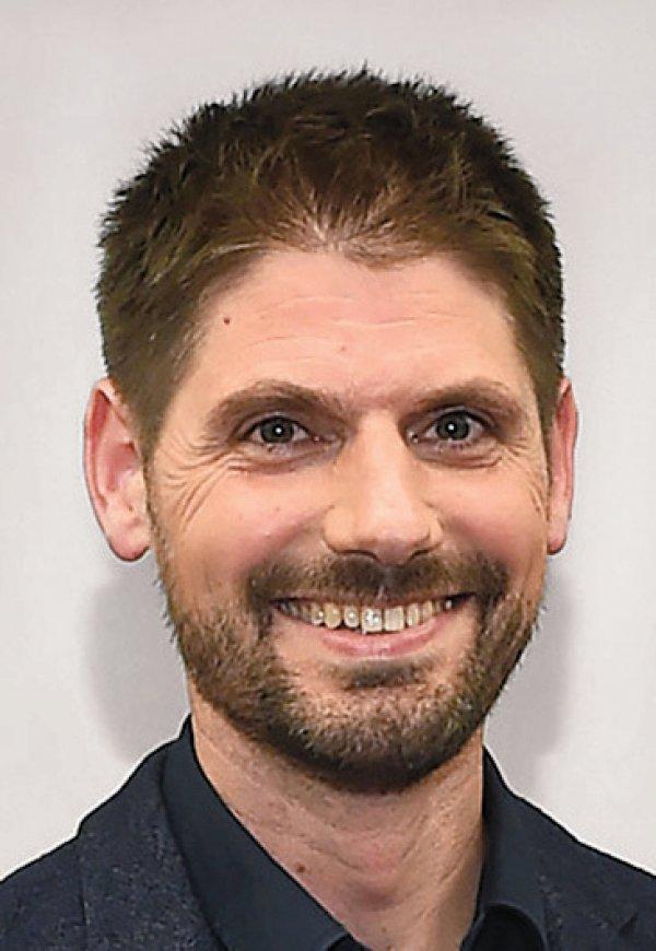 Sebastian Kuhn, Foto: Peter Himsel, Stifterverband für die Deutsche Wissenschaft e.V